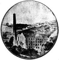 The Holme, the first Bradford factory