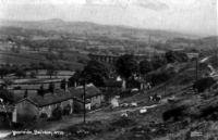 Cottages at Moorside, Baildon Moor