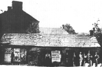 Burley Forge - The Old Smithy