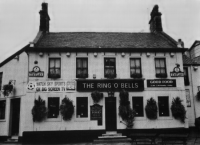 The Ring'o'Bells public house, once Abraham Balme's house