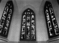 Reconstructed Morris Window, Bradford Cathedral, 1963